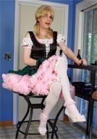 sissy crossdresser photo