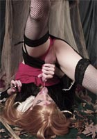 goth crossdresser photo